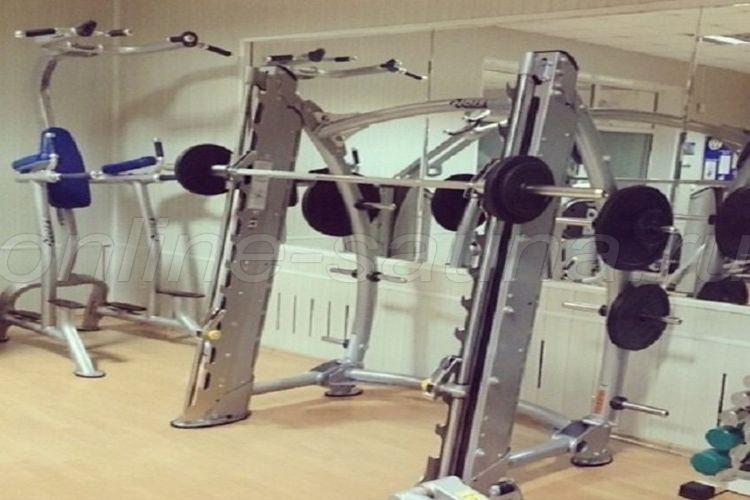 Дива Спорт, фитнес-центр